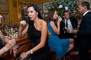 ALEX MEYERS; KRISTINA RUBINSTEIN; SVEN KAUFFMAN, BRIONI FRAGRANCE LAUNCH. Annabels. Berkeley Sq. London. 14 October 2009.