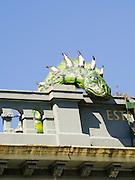 Invercargill's dragon, along Tay Street