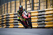 Didier GRAMS, GER, G&G Motorsport by BMW Motorrad BMW S 1000 RR<br /> <br /> 65th Macau Grand Prix. 14-18.11.2018.<br /> Suncity Group Macau Motorcycle Grand Prix - 52nd Edition.<br /> Macau Copyright Free Image for editorial use only