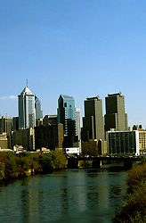 Pennsylvania: Philadelphia, Skyline, Photo: philad104  .Photo copyright Lee Foster, www.fostertravel.com, 510/549-2202, lee@fostertravel.com