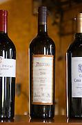 Bottle of Preludio Barrel Select 2000 Lote Number 1 Region Juanico Bodega Juanico Familia Deicas Winery, Juanico, Canelones, Uruguay, South America