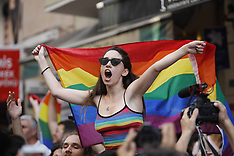 Pride Parade Istanbul - 01 July 2018