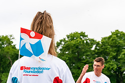 Various health centers, GP practices and physiotherapy practices have started a local walking challenge with the support of the BvdGF. The group from The Hague<br />  were looking forward to see the grand final in September and walk 3 km on june 11, 2021 in The Hague
