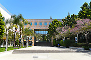 Engineering Gateway on the Campus of the University of California Irvine