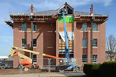 2012 11-15 CCSU New Academic / Office Building Construction Progress Photos | 14th Progress Shoot