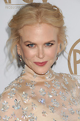 Arrivals at the Producer's Guild Awards in Los Angeles, California. 28 Jan 2017 Pictured: Nicole Kidman. Photo credit: ZUMA Press / MEGA TheMegaAgency.com +1 888 505 6342