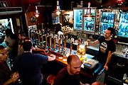 Macche bar, Trastevere, Rome, Italy.