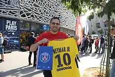 Paris:  PSG Neymar Jersey is a Best Seller - 4 Aug 2017