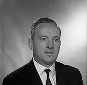 16/09/1968<br /> 09/16/1968<br /> 16 September 1968<br /> Piggybank Grocers at Lensmen studio. Pictured is Thomas Germaine, Crumlin.