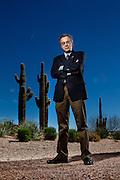 UFO convention in Phoenix, Ariona.