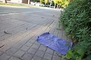 Discard tomato wrapping, Sant Cuga del Valles
