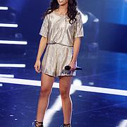 NLD/Amsterdam20160518 - 1e Liveshow Idols 5 2016, Amber Thijssen