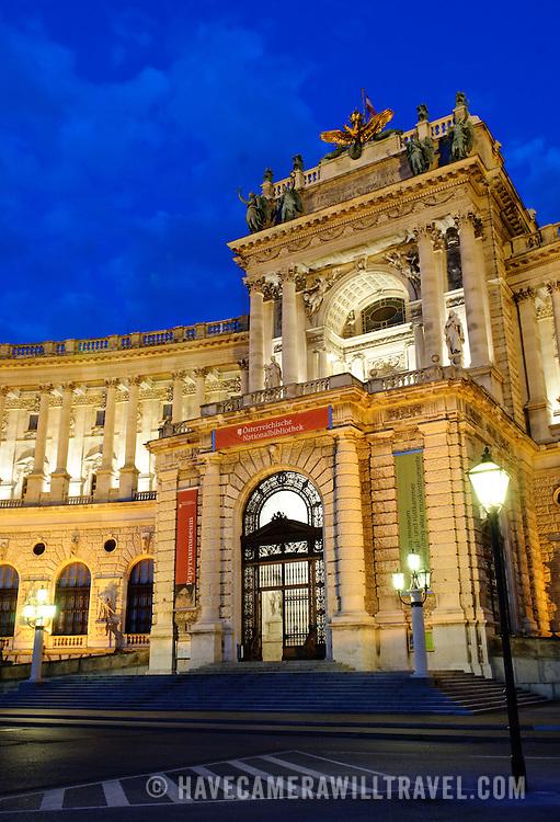 Hofburg (Court Palace), Vienna