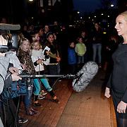 NLD/Hoofddorp/20120320 - Lancering Video on Demand, SBS presentatrice Janine Schuinder