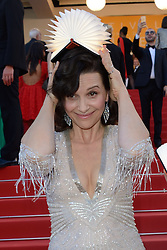 Juliette Binoche attending The Last Face screening at the Palais Des Festivals in Cannes, France on May 20, 2016, as part of the 69th Cannes Film Festival. Photo by Aurore Marechal/ABACAPRESS.COM