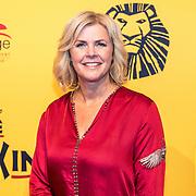 NLD/Scheveningen/20161030 - Premiere musical The Lion King, Irene Moors