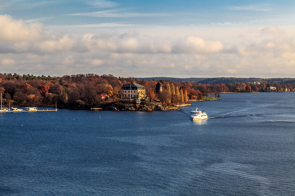 Prince Eugen's Waldemarsudde is one Sweden's most famous art museums, beautifully situated on Djurgården in Stockholm. Its situation by the inlet to Stockholm harbor presents the visitor with stunning views of the water.