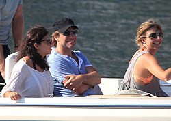 03.08.2011, Hafen Dubrovnik, CRO, CRO, EXCLUSIVE PICTURES, Jon Bon Jovi macht mit Frau Dorothea Hurley und Kindern in Croatien Urlaub, EXCLUSIVE PICTURES - Famous rock star Jon Bon Jovi with his wife Dorothea Hurley and children visit Croatian town Dubrovnik. The family toured Old Town and The Walls of Dubrovnik. The Walls of Dubrovnik are a series of defensive stone walls that have surrounded and protected the citizens of the afterward proclaimed maritime city-state of Dubrovnik (Ragusa) built from 13 to 17 century. In 1979, the city of Dubrovnik joined the UNESCO list of World Heritage Sites. Yesterday evening Jon Bon Jovi was spoted in Cavtat, small historical town near Dubrovnik, where he meet some of passers-by and signed autographs. ..EXPA Pictures © 2011, PhotoCredit: EXPA/ nph/ KPIXSELL. +++++ ATTENTION - OUT OF USA, CANADA, GERAMANY, CROATIA +++++