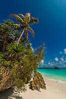 Luengoni Beach, Lifou (island), Loyalty Islands, New Caledonia