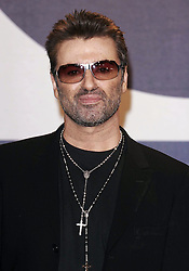 December 25, 2016 - Berlin, GERMANY - 25 December 2016 - Georgios Kyriacos Panayiotou known professionally as George Michael dies at the age of 53. He was an English singer, songwriter, and record producer, who rose to fame as a member of the music duo Wham!. He was best known in the 1980s and 1990s with his style of post-disco dance-pop. Michael sold more than 80 million records worldwide. His 1987 debut solo album, Faith, sold more than 20 million copies worldwide. In 2008, Billboard magazine ranked Michael the 40th most successful artist on the Billboard Hot 100 Top All Time Artists list. File Photo: 16 February 2005 - Berlin, Germany - George Michael. BERLINALE, Film Festival, Filmfestspiele, Internationales Filmfestival Berlin ''GEORGE MICHAEL: A DIFFERENT STORY'' Photo Credit: Reents/Siemoneit/AdMedia (Credit Image: © Reents/AdMedia via ZUMA Wire)