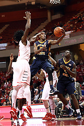 13 December 2015:  Jeffery Moss(2) passes the Redbirds including Paris Lee(1), Roland Griffin(35) and MiKyle McIntosh(11) on his way to the hoop.  Illinois State Redbirds host the Murray State Racers at Redbird Arena in Normal Illinois (Photo by Alan Look)