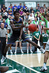 07 December 2016:  Darius Brown during an NCAA men's division 3 CCIW basketball game between the North Park Vikings and the Illinois Wesleyan Titans in Shirk Center, Bloomington IL