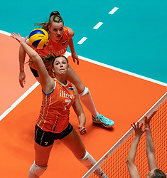 29-05-2019 NED: Volleyball Nations League Netherlands - Bulgaria, Apeldoorn<br /> /nl7