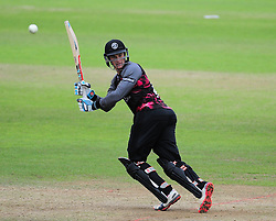 Tim Rouse of Somerset in action.  - Mandatory by-line: Alex Davidson/JMP - 15/07/2016 - CRICKET - Cooper Associates County Ground - Taunton, United Kingdom - Somerset v Middlesex - NatWest T20 Blast