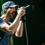 WASHINGTON, D.C. - December 16th, 2013 - Enrique Iglesias performs onstage during Hot 99.5's Jingle Ball 2013, presented by Overstock.com, at Verizon Center on December 16, 2013 in Washington, D.C. (Photo by Kyle Gustafson / For The Washington Post)