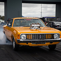 Cassie Rhodes (1810) immaculate Valiant Charger Super Sedan.