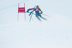 Ana Bucik (SLO) during the Ladies' Giant Slalom at 57th Golden Fox event at Audi FIS Ski World Cup 2020/21, on January 16, 2021 in Podkoren, Kranjska Gora, Slovenia. Photo by Vid Ponikvar