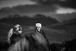 Laufskalarett in Hjaltadal is the most popular horse corral in Iceland. Every year thousands of guests comes and take part in this great event. - St    ttir    aufsk   r