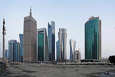 20191004 QAT: Downtown West Bay, Doha