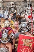 Roman Gladiators Guildhall London