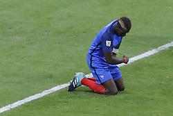 August 31, 2017 - Saint Denis, Ile de France, FRANCE - Paul POGBA (FRA) fait un geste de deception avec son bras droit (Credit Image: © Panoramic via ZUMA Press)
