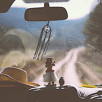 Life on the road. #backroads
