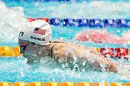 DAHLIA Kelsi USA United States<br /> Gwangju South Korea 21/07/2019<br /> Swimming Women's Butterfly 100m Preliminary<br /> 18th FINA World Aquatics Championships<br /> Nambu University Aquatics Center <br /> Photo © Andrea Masini / Deepbluemedia / Insidefoto