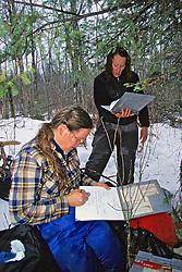 Pam & Kris Taking Notes