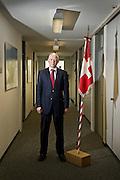 Oberst Urs Berger, zieht fuer fuenf Jahre nach Suedkorea, um Kim Jong-Un auf die Finger zu schauen. © Adrian Moser