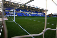 A general view of the Abax Stadium before the EFL Sky Bet League 1 match between Peterborough United and Bradford City at The Abax Stadium, Peterborough, England on 17 November 2018.