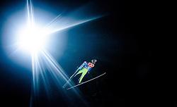 05.01.2016, Paul Ausserleitner Schanze, Bischofshofen, AUT, FIS Weltcup Ski Sprung, Vierschanzentournee, Qualifikation, im Bild Manuel Fettner (AUT) // Manuel Fettner of Austria during his Qualification Jump for the Four Hills Tournament of FIS Ski Jumping World Cup at the Paul Ausserleitner Schanze, Bischofshofen, Austria on 2016/01/05. EXPA Pictures © 2016, PhotoCredit: EXPA/ JFK