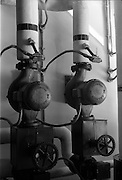 23/03/1966<br /> 03/23/1966<br /> 23 March 1966<br /> Circulating pumps for Monsell Mitchell taken at a hospital, Kevin St. Tech, UCD Belfield and Elm Park Hospital.