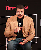 """TimesTalks Presents Neil deGrasse Tyson On """"Astrophysics For People In a Hurry"""""""