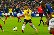 Olivier Giroud (fra) during the International Friendly Game football match between France and Colombia on march 23, 2018 at Stade de France in Saint-Denis, France - Photo Pierre Charlier / ProSportsImages / DPPI