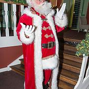 NLD/Amsterdam/20181206 - Sky Radio's Christmas Tree For Charity, Kerstman