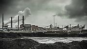 Port Kembla Steelworks, Wollongong, NSW, Australia