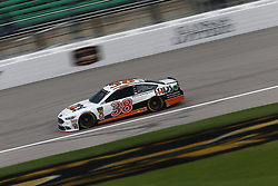 October 19, 2018 - Kansas City, Kansas, United States of America - David Ragan (38) hangs out in the garage during practice for the Hollywood Casino 400 at Kansas Speedway in Kansas City, Kansas. (Credit Image: © Justin R. Noe Asp Inc/ASP via ZUMA Wire)