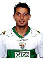 Sergio Martínez Mantecón ( Elche CF )