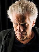 David Cronenberg photographed for Venice Magazine in Los Angeles, CA