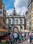Złota Brama w Gdańsku